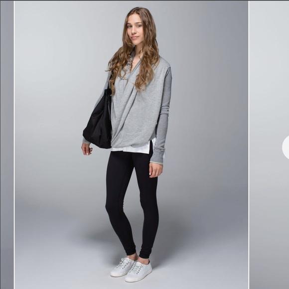 c6fddbb93c lululemon athletica Tops - Lululemon Iconic Sweater Wrap